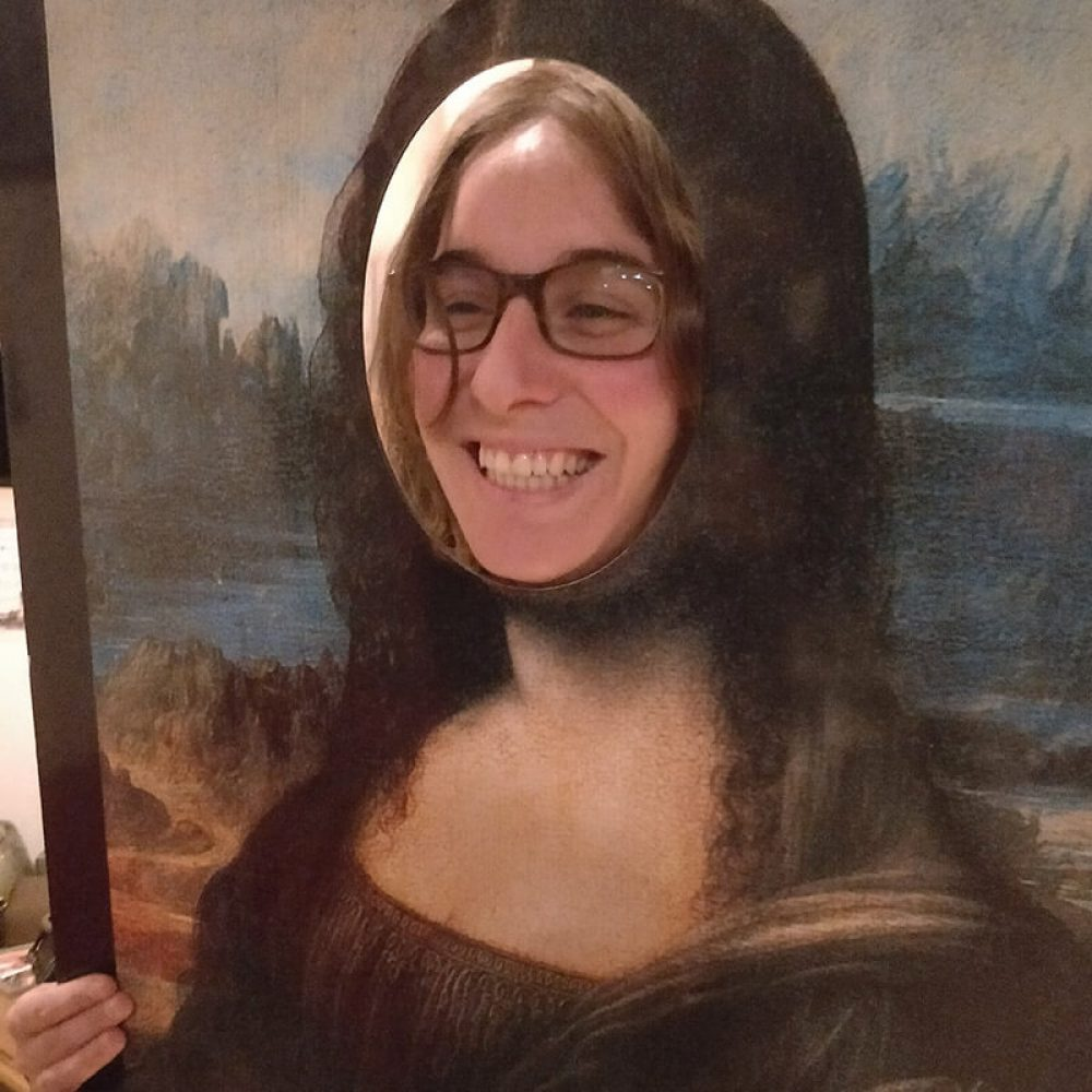 Escape game Mona Lisa